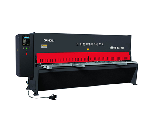 MS8 series CNC shearing machine