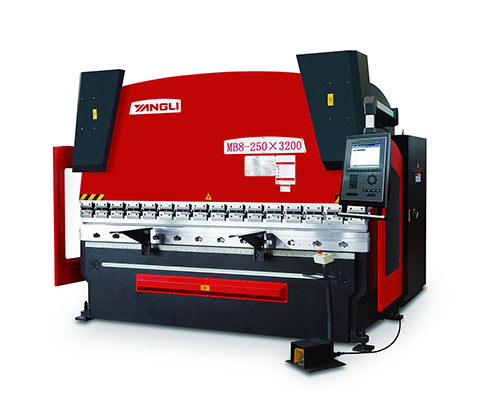 MB series CNC bending machine