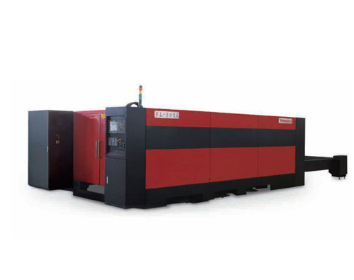 FL series CNC fibre laser cutting machine driven by linear motor