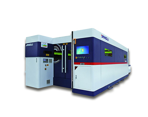 GL series CNC fiber laser cutting machine