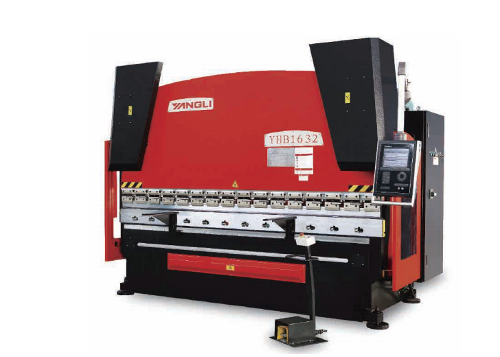 HB series CNC pressbrake machine