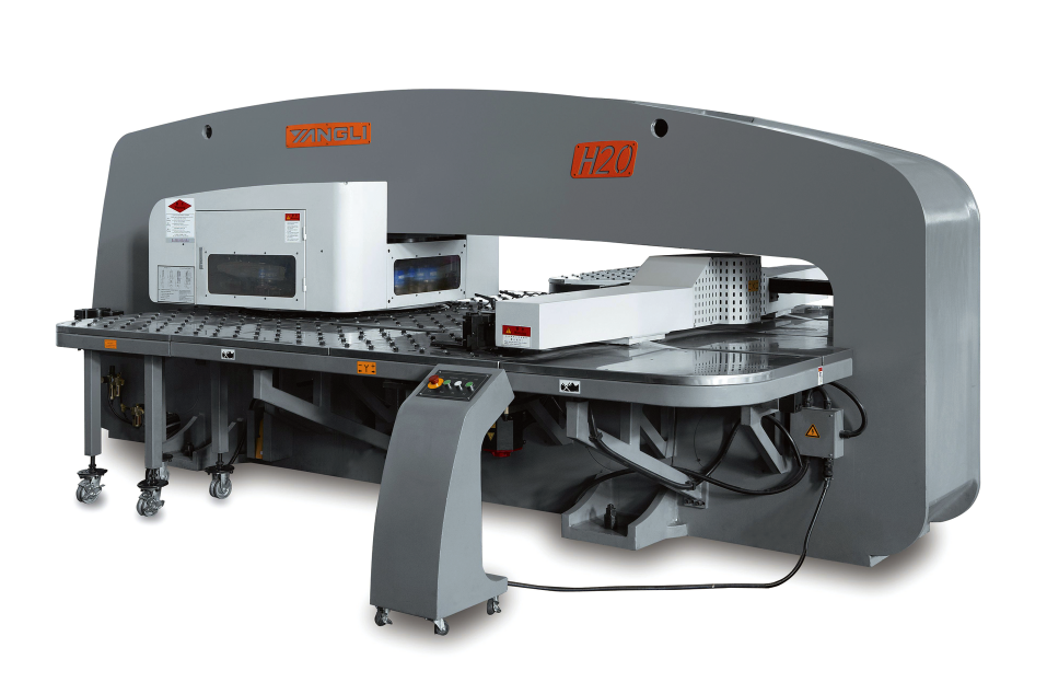 H series CNC turret punchig machine